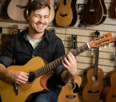 Einfach Gitarre lernen – Teil 2 – Für Fortgeschrittene