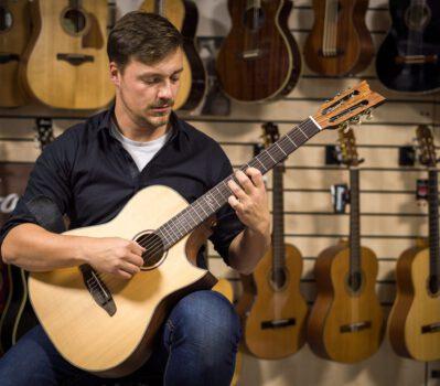 Gitarre lernen für Kinder